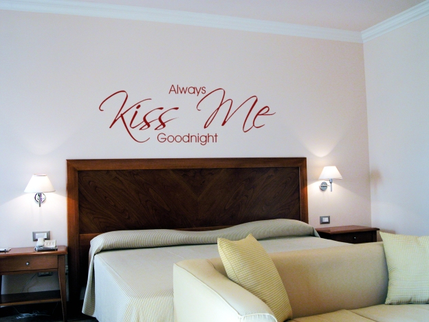 always kiss me goodnight copy