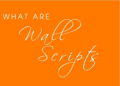 what are wallscripts  copy